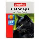 BEAPHAR Cat Snaps — Комплексная пищевая добавка для кошек