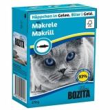 Bozita in Jelly with Mackerel (со скумбрией)
