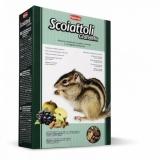 GRANDMIX Scoiattoli  основной комплексный корм для белок и бурундуков