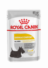 Royal Canin Pouch Dermacomfort All Sizes паштет, 85 гр