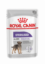Royal Canin Pouch Sterilised All Sizes паштет, 85 гр