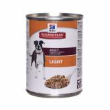 Hill's Science Plan Adult Light консервы для взрослых собак, склонных к набору веса