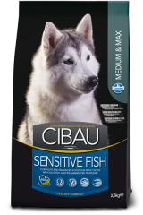 Farmina Cibau Sensitive Fish Medium & Maxi
