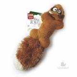 GiGwi игрушка для собак белка с  пишалкой
