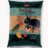 SANIPET profumato кукурузные гранулы для грызунов