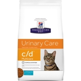 Hill's Prescription Diet Feline c/d Multicare with Ocean Fish
