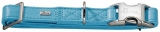 Hunter ошейник для собак Capri Alu-Strong L (45-65)/2,5 см натуральная кожа