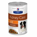 Hill's Prescription Diet k/d Canine рагу с курицей и овощами, 354 гр