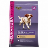 Eukanuba Puppy & Junior Lamb&Rice