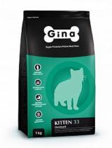 GINA Kitten 33 для котят, беременных и кормящих кошек