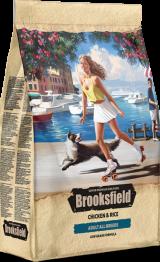 Brooksfield Adult All Breed с курицей и рисом