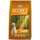 Farmina Ecopet Natural Adult Lamb Medium с ягнёнком