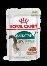 Royal Canin Instinctive +7(в соусе) 85г