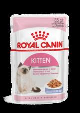 Royal Canin Kitten Instinctive (в желе) 85г