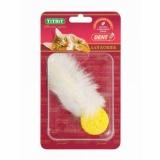 Titbit Хвост кроличий (игрушка для кошек) - Б2-L