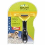 FURminator для собак крупных короткошерстных пород Short Hair Large Dog 10см