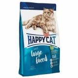 Happy Cat Adult Large Breed для Крупных Кошек