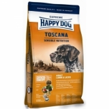 Happy Dog Toscana (утка-лосось)