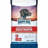 Happy Dog жевательные полоски с говядиной и телятиной