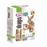 LO-дропсы для грызунов и кроликов йогуртовые