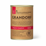 Grandorf Adult All Breeds консервы с говядиной и индейкой, 400 гр