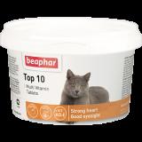 BEAPHAR Top 10 For Cats — Пищевая добавка для кошек с таурином