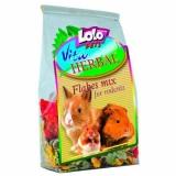 LO-HERBAL для грызунов и кроликов овощной сад