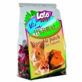 LO-HERBAL для грызунов и кроликов овощная грядка