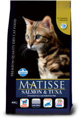 Matisse Adult Cat с лососем и тунцом