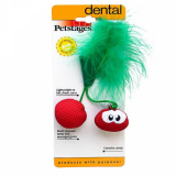 "Petstages Dental ""Вишни"" с кошачьей мятой"