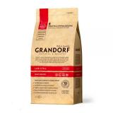 Grandorf Cat Adult Indoor с ягненком и рисом