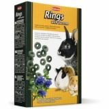 RINGS with Lucerne  дополнительный корм для кроликов и мелких грызунов