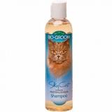 Bio-Groom Silky Cat Shampoo шампунь-кондиционер для кошек шелковый