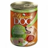 Special Dog  паштет телятина с овощами