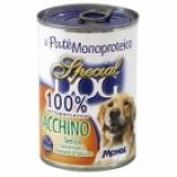 Special Dog паштет из 100% мяса индейки