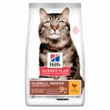 Hill's Science Plan Feline Mature Adult 7+ Hairball Control Chicken