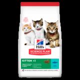 Hill's Science Plan Kitten для котят с тунцом