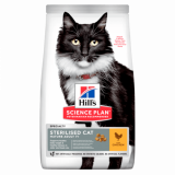 Hill's Science Plan Feline Mature Adult 7+ Sterilised Cat Chicken