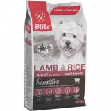 BLITZ ADULT SMALL & MEDIUM BREED  для взрослых собак мелких и средних пород