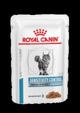 Royal Canin Sensitivity Control курица 85г