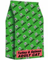 Turkey&Salmon ADULT CAT Индейка и Лосось