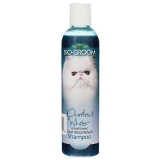 Bio-Groom Purrfect White Shampoo шампунь для кошек, повышает яркость окраса